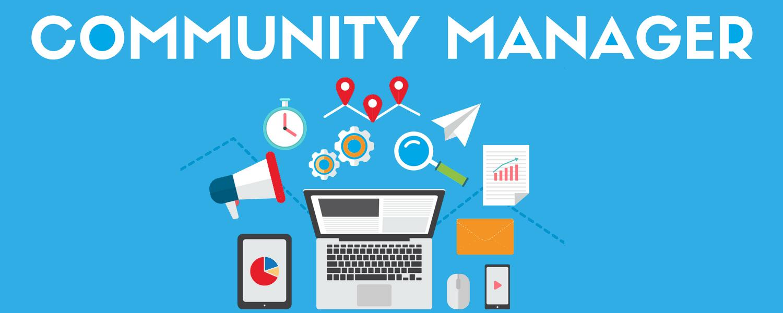 Activité community manager